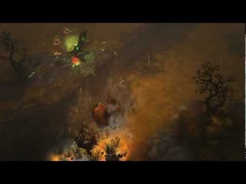 YogTrailers Diablo III Gameplay Footage