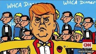 State of the Cartoonion: Obama's last laugh - CNN