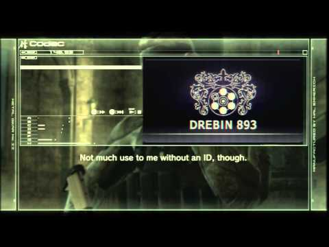 Metal Gear Solid 4 HD Walkthrough (No Kill &amp; Alert) Act3 Part36-37 B BossFight Raging Raven