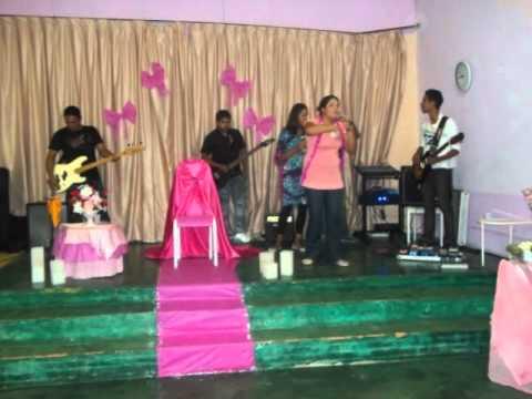 Culto rosa 27/08/2011 I.E.Q Templo dos sonhos