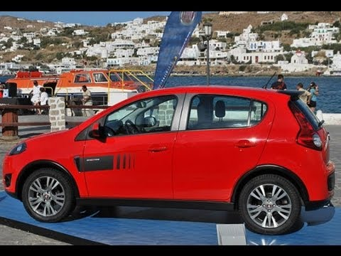 Novo Fiat Palio.  O carro do ano?