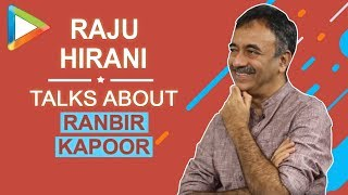 """What attracted me to make SANJU was..."": Raju Hirani - HUNGAMA"