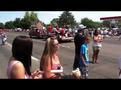 Mount Pleasant Utah 4th of July Parade and Fireworks!