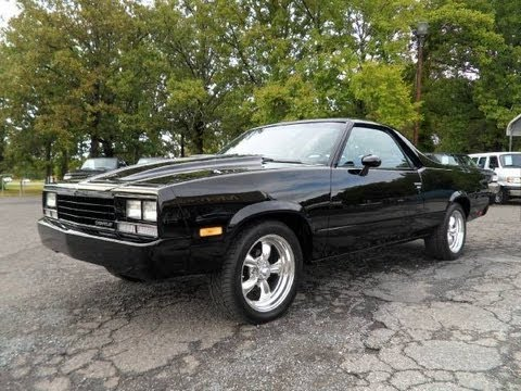 Short Takes: Restomod 1984 Chevrolet El Camino Conquista (Start Up, Exhaust, Full Tour)