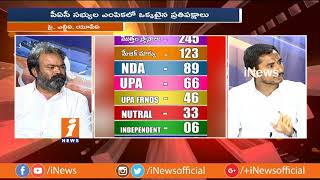 Debate On NDA Vs Opposition In Rajya Sabha Dy Chairman Election | Part -2 | iNews - INEWS