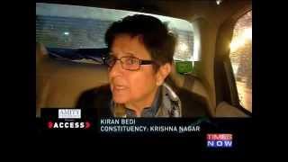 Access : Kiran Bedi - TIMESNOWONLINE