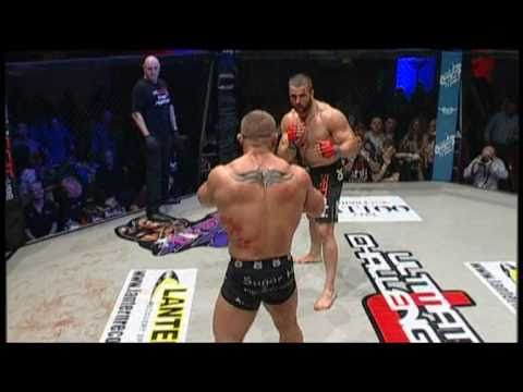 UCMMA - UCMMA19: Lightsout | Oli Thompson Vs Ben Smith