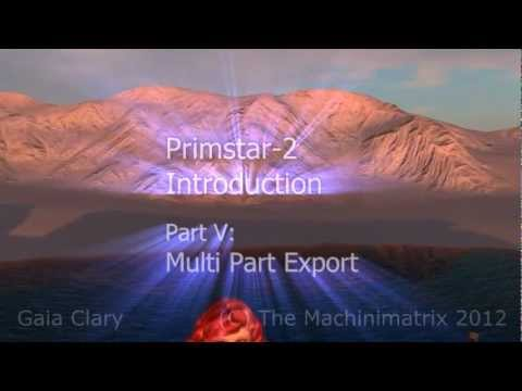 Primstar-2 Multipart Exporter