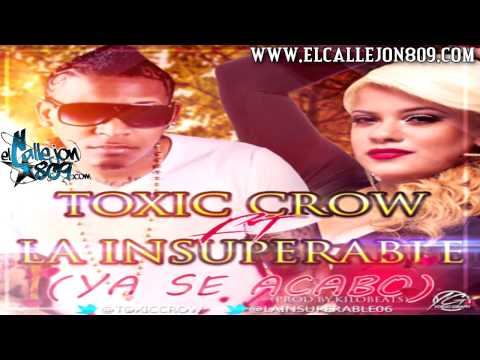 Toxic Crow Ft La Insuperable - Se Acabo [NEW SOUND 2013]