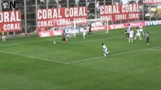 صالح جمعة يصنع هدف ناسيونال ماديرا الوحيد أمام أكاديميكا