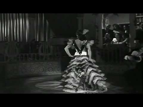 Paquita Rico - Baile Flamenco