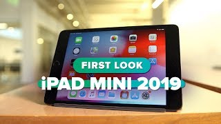 iPad Mini 2019 first look: Who is the new iPad Mini for, exactly? - CNETTV