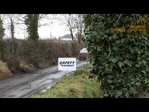 Safety Direct Galway International Rally 2013 - Special Stage