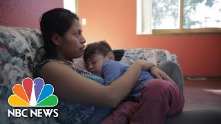 In Search Of Asylum: A Family Separated At The Border | NBC News - NBCNEWS