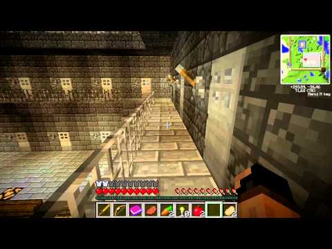 Minecraft - JailBreak V2.1 #1 - Isso  uma mesa de ping-pong?