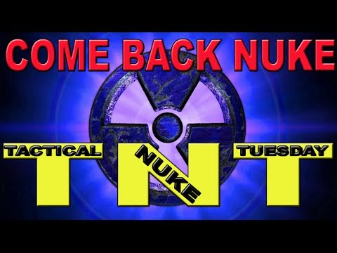 Tactical Nuke Tuesday: Comeback Nuke On Underpass! Modern Warfare 2 (TNT)