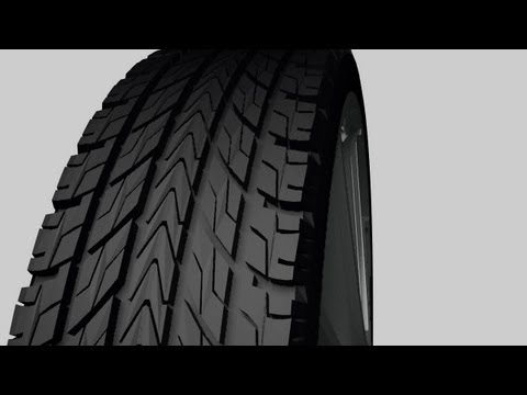 3ds Max Tutorial | Modeling Tire Treads