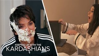 The Best Kardashian Family Pranks - EENTERTAINMENT