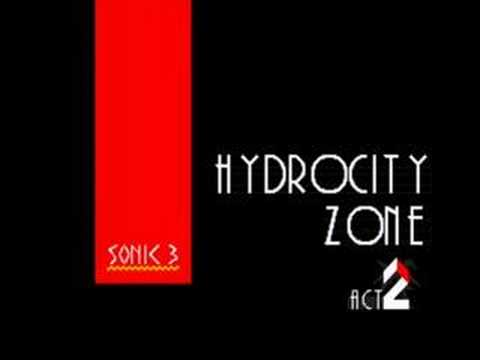 Sonic 3 Music: Hydrocity Zone Act 2 [extended]