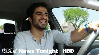 Iran's Uber Drivers & Police Bait Trucks: VICE News Tonight Full Episode (HBO) - VICENEWS