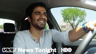 Iran's Uber Drivers & Police Bait Trucks: VICE News Tonight Full Episode (HBO) - VICENEWS