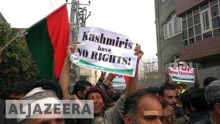 Kashmiris 'fed up' with India's human rights abuses - ALJAZEERAENGLISH