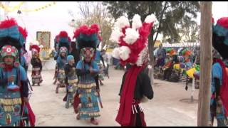 Fiestas patronales en La Ordea (Jerez, Zacatecas)