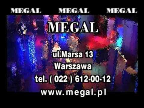Pierwsza reklama Megal
