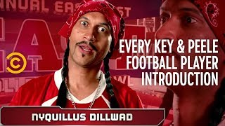 The Ultimate East/West Bowl Collection - Key & Peele - COMEDYCENTRAL