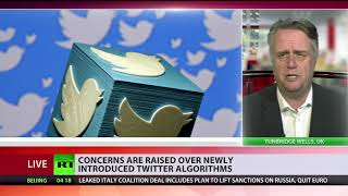 New Twitter algorithms raise concerns among users - RUSSIATODAY