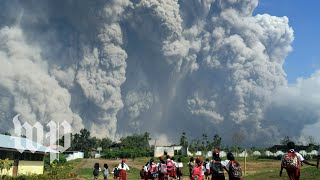 Volcano erupts in Indonesia, spews massive columns of ash - WASHINGTONPOST