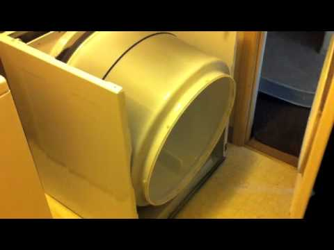 Whirlpool - Kenmore Dryer Belt and Motor Repair