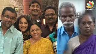 Dhanush NOT Kasthuri Raja's son? | Madurai court ordered to appear before 12 Jan