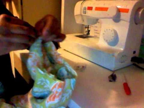 Stitching a Basic Kameez - Part 4
