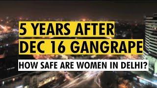 5 years of Delhi gang rape: Zee News looks at how secure are women in India? - ZEENEWS