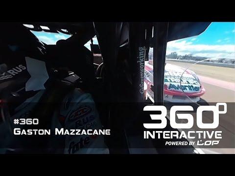 TC 360º: Una largada de TC