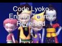 Code Lyoko Ending Theme Reversed