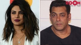 Priyanka Chopra Makes Salman Khan Wait For 'Bharat' | Bollywood News - ZOOMDEKHO