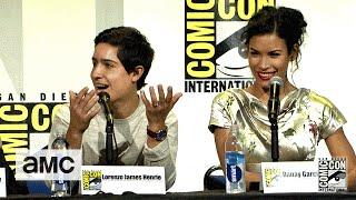 Fear the Walking Dead: Season 2 Comic-Con Panel: Lorenzo James Henrie on Bullies & Bowling - AMC