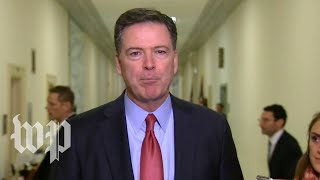 Comey calls on GOP to 'stand up and speak the truth' - WASHINGTONPOST