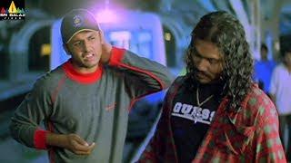 Sye Movie Nithin Saves Shashank | Telugu Movie Scenes | SS Rajamouli | Sri Balaji Video - SRIBALAJIMOVIES