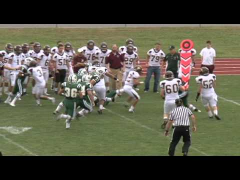 Brett Bracco #32 Monsignor Farrell H.S. FULL SEASON Senior Highlights 2012