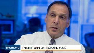 The Return of Lehman Brothers' Dick Fuld - BLOOMBERG