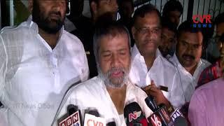 Congress Leader Damodar Raja Narasimha Speak to Media over TDP Alliance in Telangana | CVR News - CVRNEWSOFFICIAL