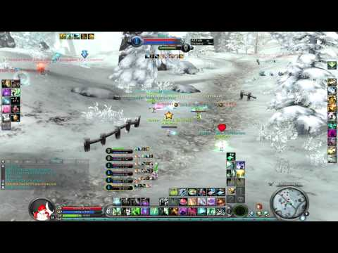 Gamez Aion 4.0 Mofos First PvP Video
