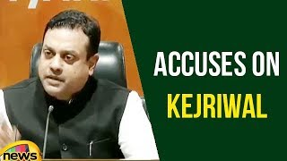 Dr. Sambit Patra Press Conference at BJP Central Office, New Delhi | BJP latest News | Mango News - MANGONEWS