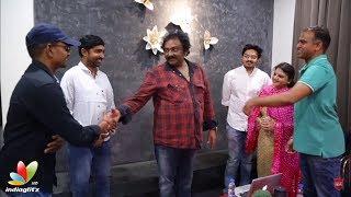 VV Vinayak launches Welcome Zindagi Teaser | Shallu - Lakshman | Shree Sai | Khushboo Poddar - IGTELUGU