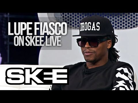 Lupe Fiasco On SKEE Live