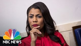 New Audio Of Lara Trump Offering Omarosa A $15,000/Month Campaign Job | NBC News - NBCNEWS