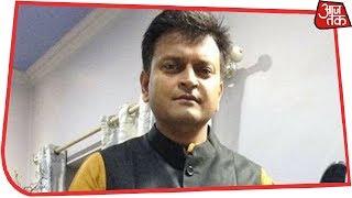 बिहार में औकात क्या है सपा बसपा गठबंधन की - अजय अलोक के आपत्तिजनक बोल - AAJTAKTV